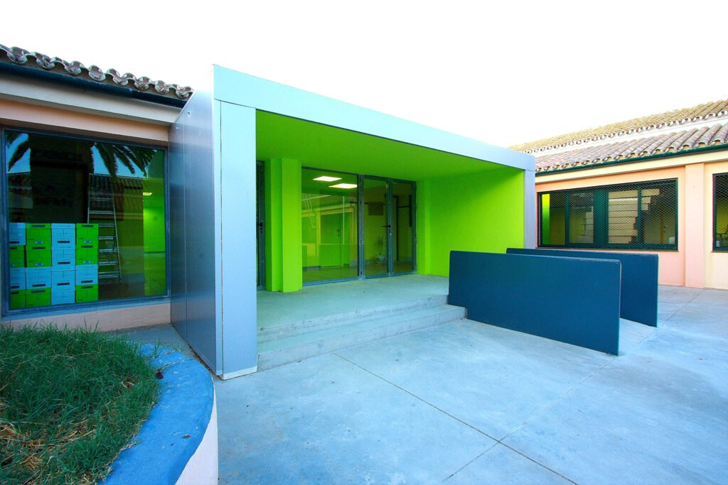 Azahar children's school