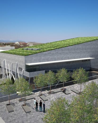 Quilicura Cultural Center