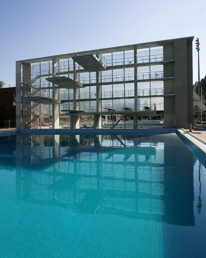 Széchy Tamás Swimming Pool