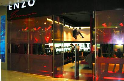 shoe store ENZO B