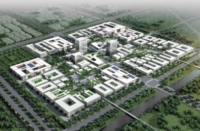 NanoPolis Suzhou Nanotech Research and Development Park
