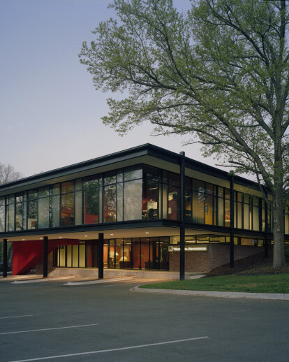Fulbright Building