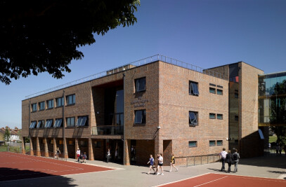 Edward Alleyn Building, Alleyn's School