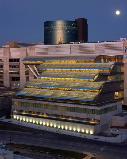 Van Andel Institute Education And Medical Research Center