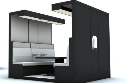 Metrix 4 Lounge Face2Face 'Private Speech'