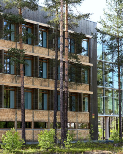 Viken Skog Headquarter