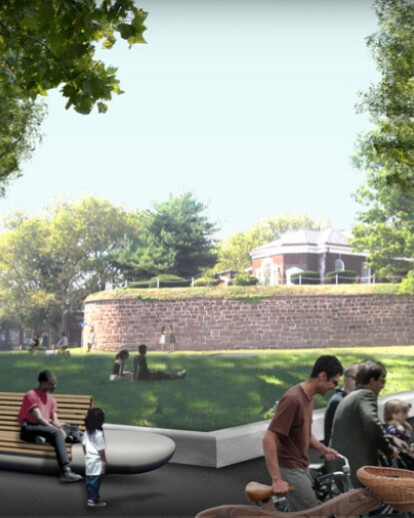 Governors Island Park and Public Space Master Plan