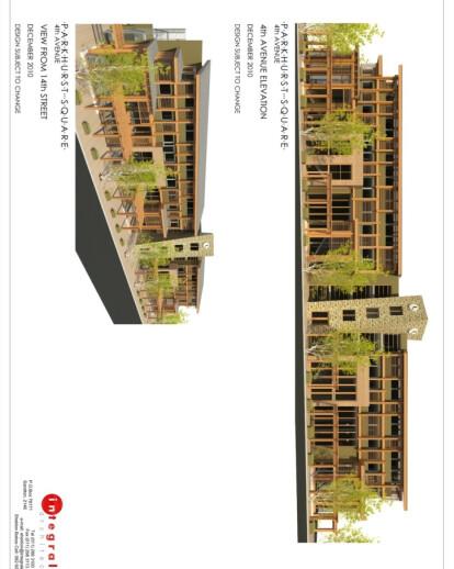 Parkhurst: Mixed Use Building