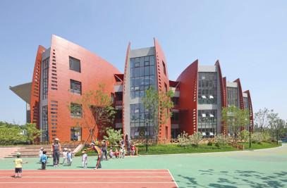 A Kindergarten for the Dalian Software Park