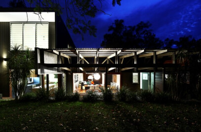 The Lockyer House