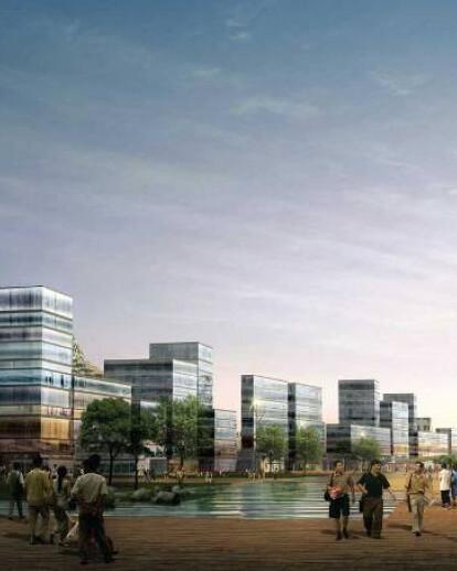 Tianjin Green Business