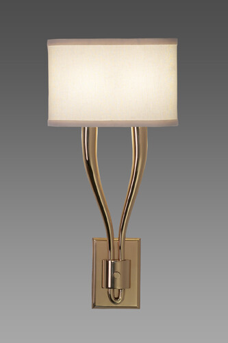 The Quint Double Arm Wall Sconce