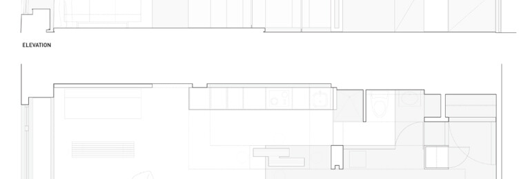 Elevation and Plan