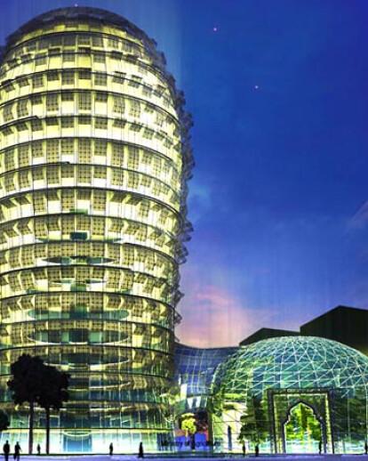 MMAA's new office building