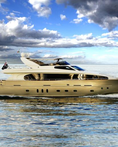 Buisquit Motor yacht