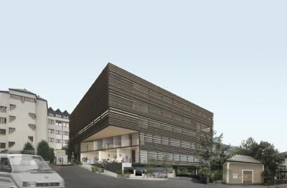 Hospital Schwarzach