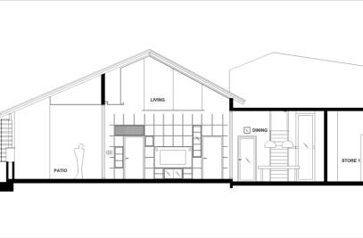 House At Hillside