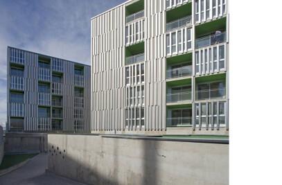 Housing in Parla