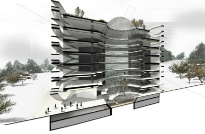 Attorney General Building International Competition