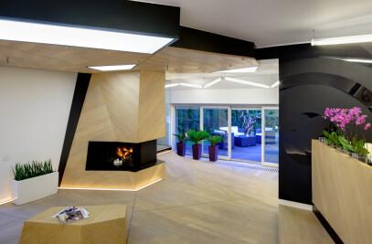 Televisor SA - office
