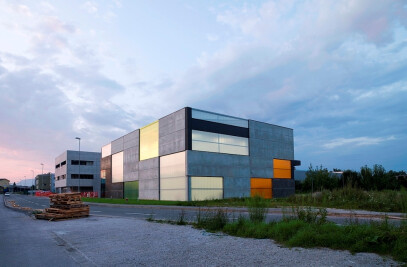 Office, Store and Shop Concrete Container
