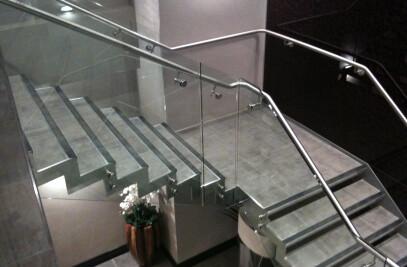 Park Inn Hotel Staircase