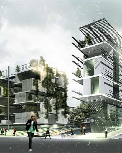 Urban Block