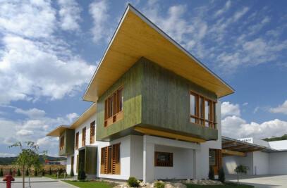Pannon Falap-Lemez Head Office