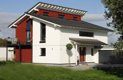 Stommel Haus Cherry Blossom - Contemporary Timber House At Its Best