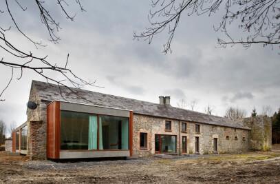 Farmhouse At Ballymahon, co. Longford