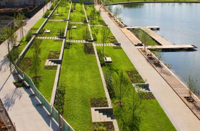 The Quays Garden