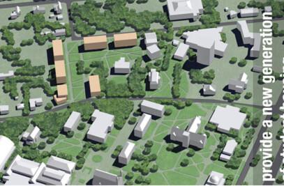 Bowdoin College Campus Master Plan