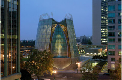 Cathedral of Christ the Light Graphics