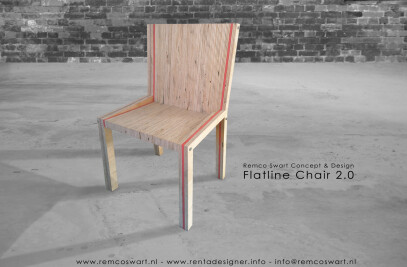 Flatline chair
