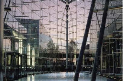 General Motors Renaissance Center - North Lobby