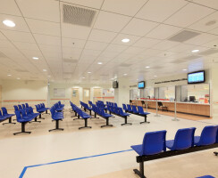 Registration and Waiting Area