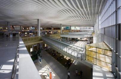 Hong Kong International Airport - Terminal 2 and Skyplaza