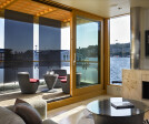 View from Living Room out onto Lake Union