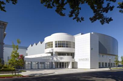 The Crocker Art Museum