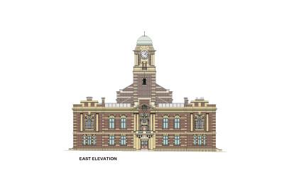 Maluti-a-Phofung Municipality: Refurbishment of Harrismith Town Hall