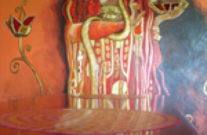 RT-STUDIO artistic decoration of walls, interiors,