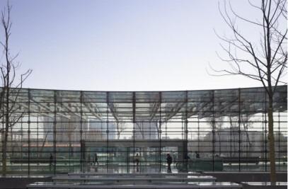 Lenovo / Raycom Infotech Park - Building C
