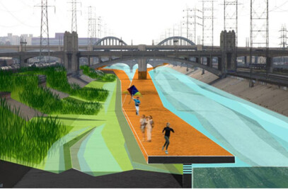 Los Angeles River - A Plan for the Next 100 Years