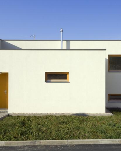 House 2050 in Nové Město nad Metují