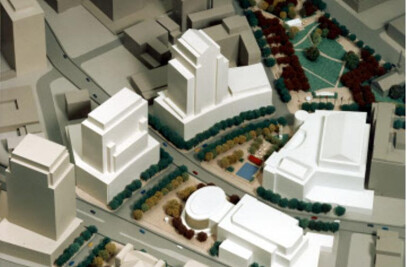 New Jersey Center for the Performing Arts Master Plan