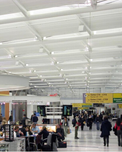 Newark Liberty International Airport - Continental Airlines Terminal C3 Expansion