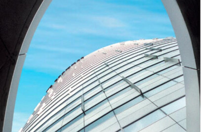 Oval Tower