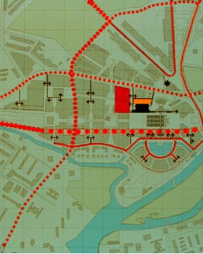 Potsdam Centre Master Plan Study