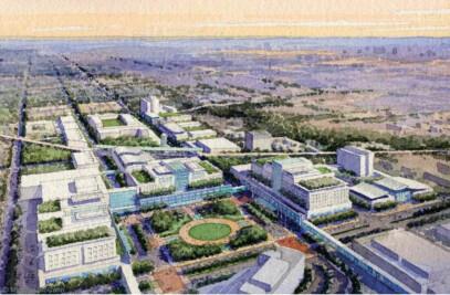 Parkland Memorial Hospital Master Plan