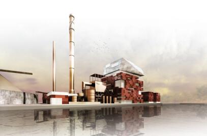 Grangemouth Renewable Energy Plant